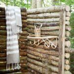 Verre avec bambou tresséMadam Stoltz