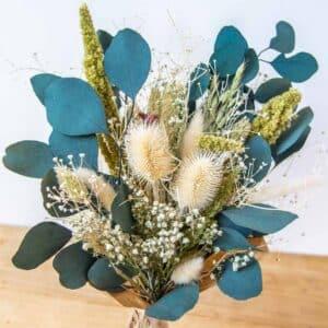 Bouquet fleurs séchées Jean