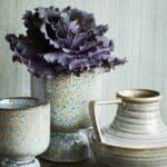Vase en grès Lichen Madam Stoltz