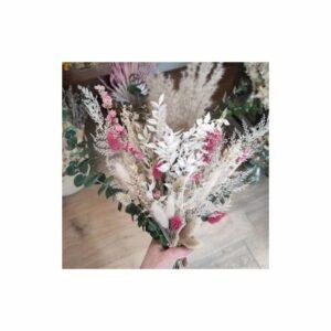 Bouquet fleurs séchées Marceau