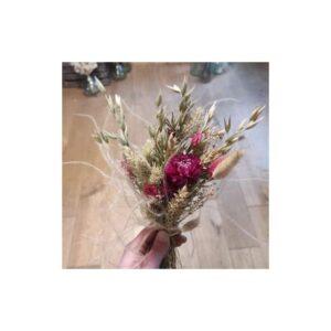Petit bouquet fleurs séchées naturel