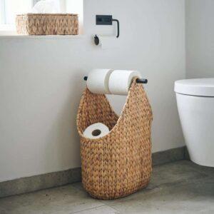 Porte-papier toilette naturel House Doctor